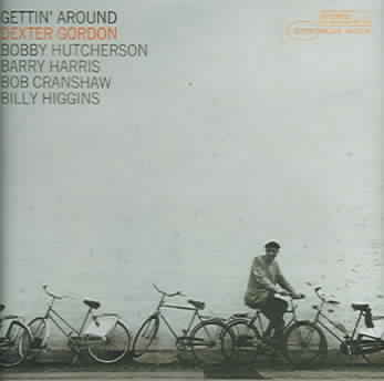 GETTIN AROUND BY GORDON,DEXTER (CD)