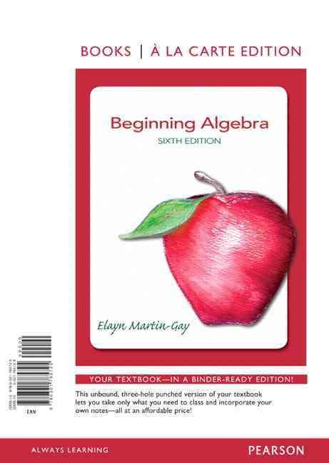 beginning & intermediate algebra 4th edition paperback Beginning & intermediate algebra, mylab math edition, 4th edition  (thinner and paperback),  beginning & intermediate algebra, 4th edition digital paper sign in.